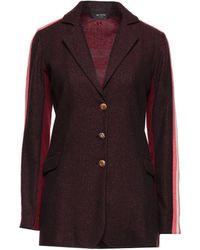MY TWIN Twinset Suit Jacket - Purple