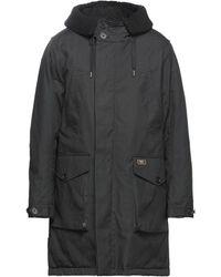 Parka London Coat - Black