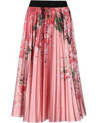 Givenchy Jupe mi-longue - Multicolore