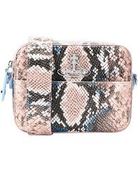 Vivienne Westwood Cross-body Bag - Pink