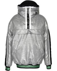 NO KA 'OI Jacket - Metallic