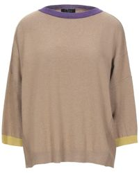Clips Sweater - Brown