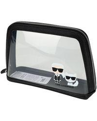 Karl Lagerfeld Accessoire de voyage - Noir