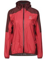 Haglöfs Jacket - Red
