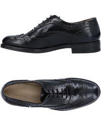 A.Testoni - Lace-up Shoes - Lyst