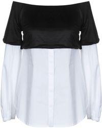 Mariagrazia Panizzi Shirt - Black