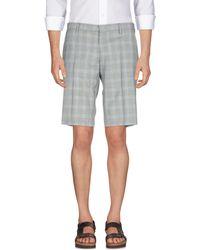 John Richmond - Bermuda Shorts - Lyst