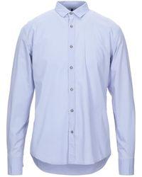 26.7 Twentysixseven Camicia - Blu