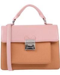 Paul & Joe Handbag - Pink