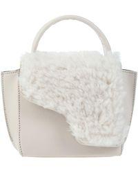 Atp Atelier Handbag - Gray