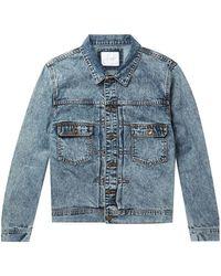 Saturdays NYC Capospalla jeans - Blu