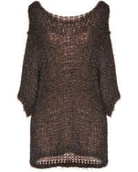 Roberto Collina Sweater - Brown