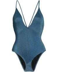 Morgan Lane Bañador - Azul