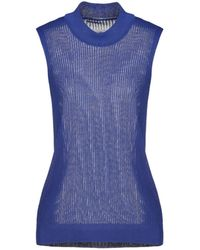 Maison Margiela Pullover - Blu