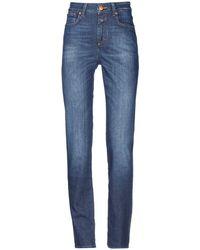 Closed Pantalon en jean - Bleu