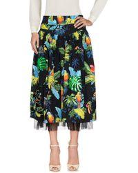 Marc Jacobs 3/4 Length Skirt - Black
