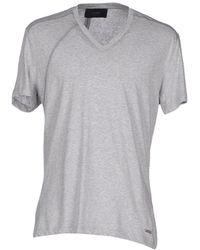 Versus Camiseta - Gris