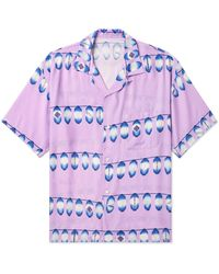 Flagstuff Shirt - Purple