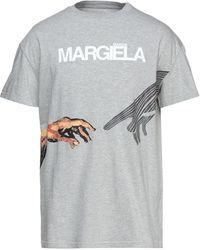 Maison Margiela T-shirt - Gris