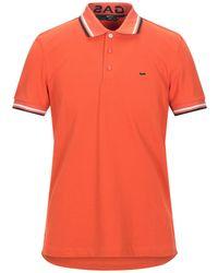Gas Polo Shirt - Orange