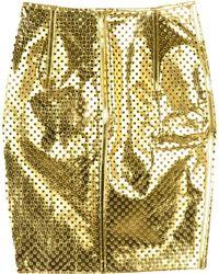 Jean Paul Gaultier - Knee Length Skirt - Lyst