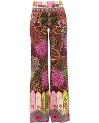Valentino - Casual Pants - Lyst
