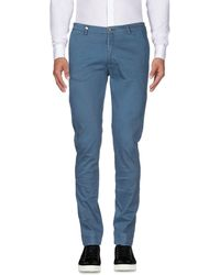 Barbati Casual Trousers - Blue