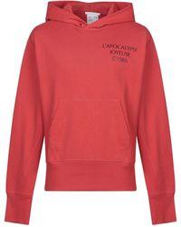 Helmut Lang Sweatshirt - Red
