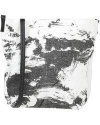Ann Demeulemeester Cross-body Bag - White