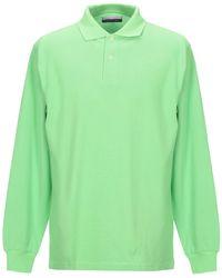 HARDY CROBB'S Polo Shirt - Green