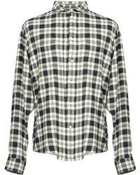 Gant Rugger Camisa - Negro