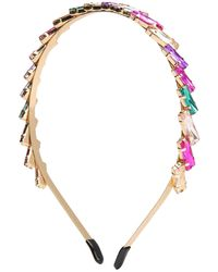 8 by YOOX Hair Accessory - Metallic