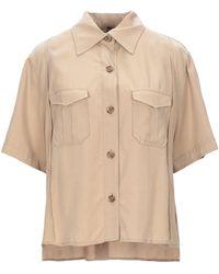 Manila Grace Shirt - Natural