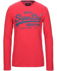 Superdry - T-shirts - Lyst