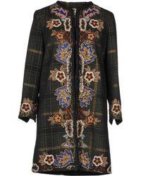 Bazar Deluxe Overcoat - Black