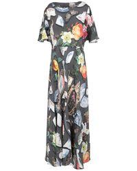 Boutique Moschino Long Dress - Black