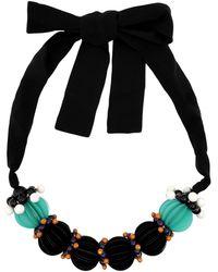 Marni Halskette - Schwarz