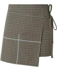Sandy Liang Mini Skirt - Multicolour