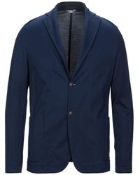 Fradi Suit Jacket - Blue