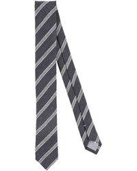 Eleventy Tie - Gray