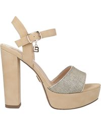 Laura Biagiotti Sandals - Natural