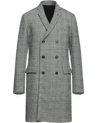 Ermanno Scervino Coat - Grey