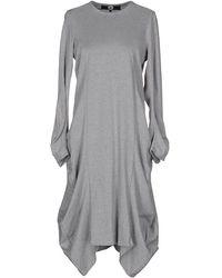 ANREALAGE - Knee-length Dress - Lyst