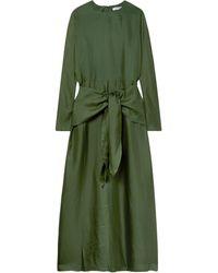 Deitas Vestido largo - Verde