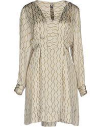 Isabel Marant Robe courte - Gris