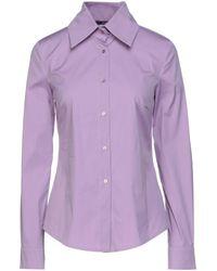 Carla G Shirt - Purple