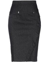 8pm Midi Skirt - Black