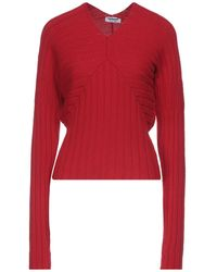 Cacharel Jumper - Red