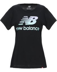 New Balance T-shirt - Black