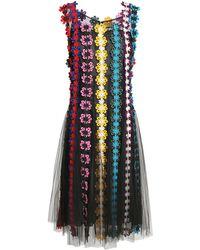 Mary Katrantzou Knee-length Dress - Black